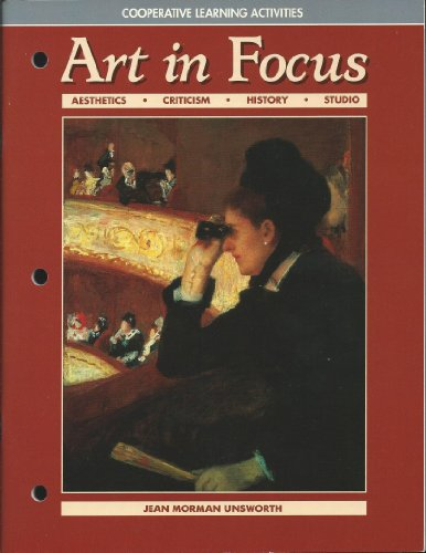 9780026623223: Art in Focus Cooperative Learning Activities