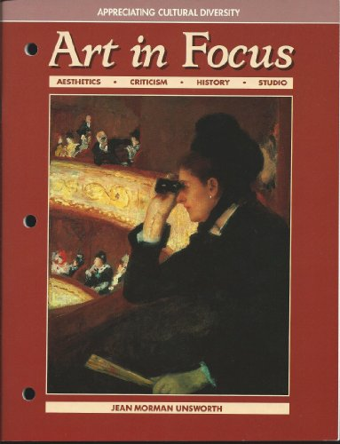 9780026623254: Art in focus: Appreciating cultural diversity