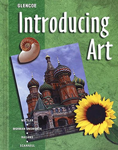 9780026623636: Introducing Art Student Edition