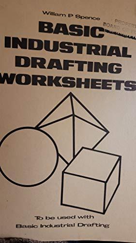 9780026625401: Basic Industrial Drafting Worksheets