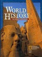 9780026639651: World History the Human Experience Teacher's Wraparound Texas Edition