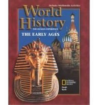 World History Human Experience In Early Ages 1998 Publication (9780026641517) by Farah
