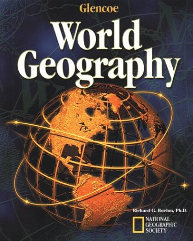 9780026641739: Glencoe World Geography