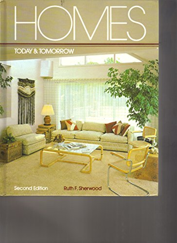 9780026645300: Homes, Today and Tomorrow