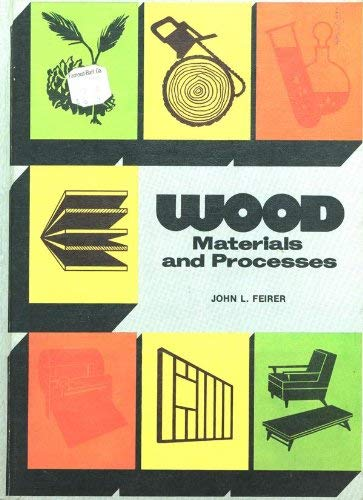9780026662406: Wood: Materials and Processes