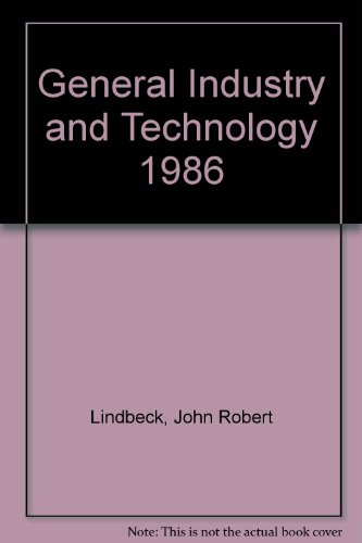 9780026673808: General Industry and Technology 1986