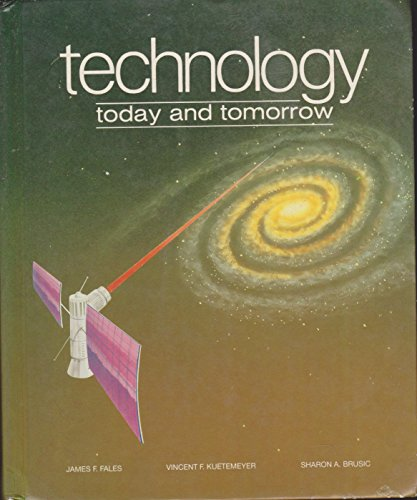 9780026680905: Technology Today and Tomorrow