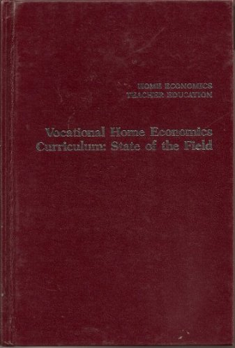 9780026684200: Vocational Home Economics Curriculum: State of the Field