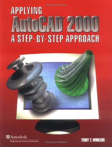 9780026685894: Applying AutoCAD (R) 2000: A Step by Step Approach