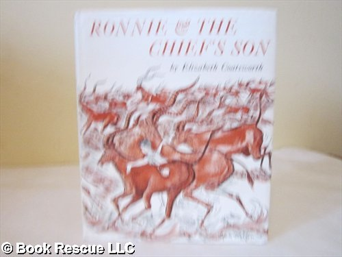9780026721608: Ronnie and the Chief's Son