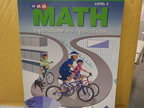 9780026742580: SRA Math: Explorations and Applications Level 3, HOME CONNECTIONS BLACKLINE MASTERS