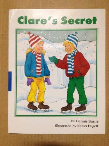 9780026743457: Clare's Secret
