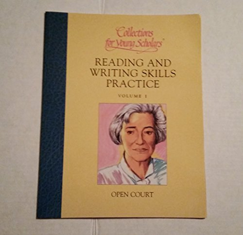 9780026745673: Reading and Writing Skills Practice Volume 1 (Collections for Young Scholars)