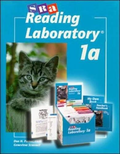 9780026745789: Developmental 1 Reading Lab, Reading Lab 1a (complete), Levels 1.2-2.2 Grades 1-3, Economy Edition (READING LABS)