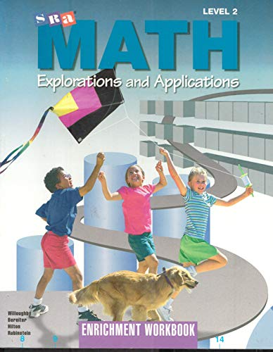 9780026746014: SRA Math Explorations and Applications, Level 2: Enrichment Workbook