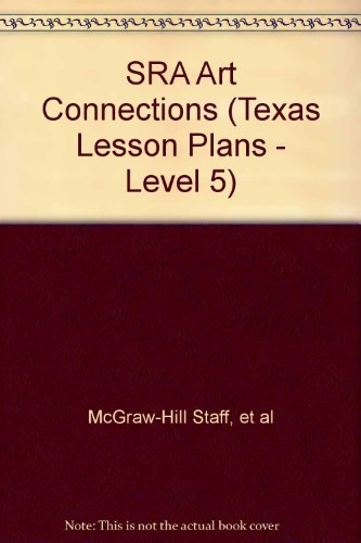 9780026746748: SRA Art Connections (Texas Lesson Plans - Level 5)