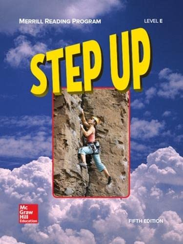 Merrill Reading Program, Step Up Student Reader,: Cecil D. Mercer;
