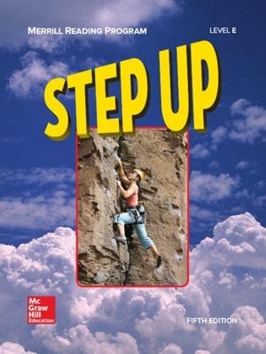 9780026747110: Merrill Reading Program - Step Up Student Reader - Level E: Student Reader Level E
