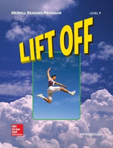 9780026747127: Merrill Reading Program - Lift Off Student Reader - Level F: Student Reader Level F
