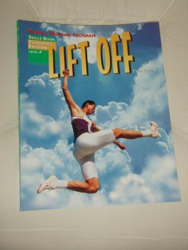 9780026747394: Merrill Reading Program Level F Skills Book Teacher Edition Lift Off