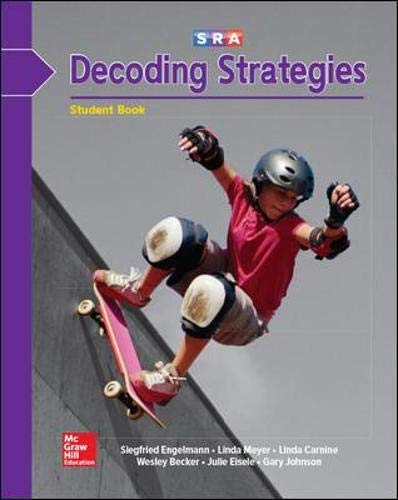 9780026747790: Corrective Reading Decoding: Student Book - Level B1: B1 Stat Students Book 1999 Ed