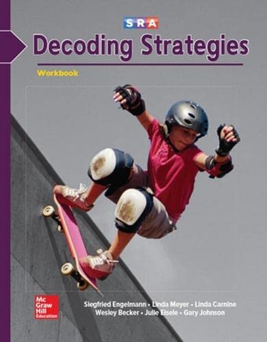9780026747813: Corrective Reading Decoding Level B1 Student WorkBook