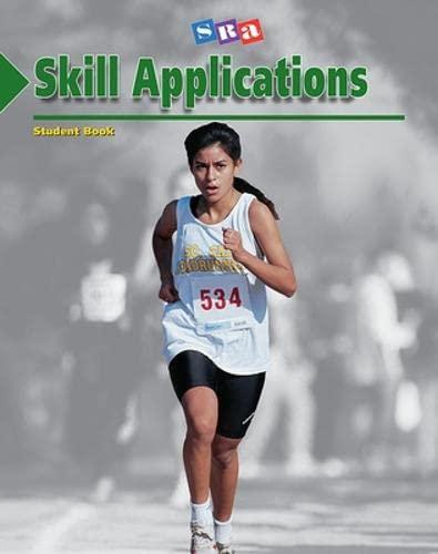 9780026747936: SRA Skill Applications, Decoding C, Student Book