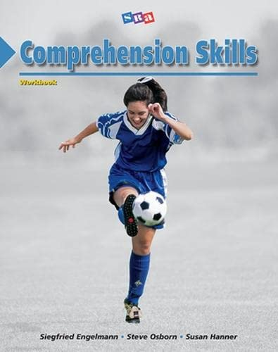 9780026748124: Comprehension Skills: Comprehension B2 (workbook)