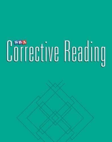 9780026748193: SRA concept Applications Workbook (Comprehension C)