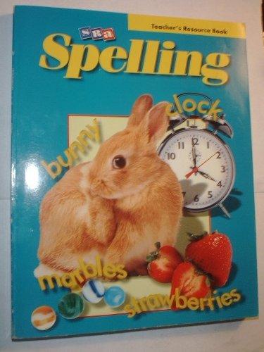 SRA Spelling: Teacher Resource Book - Grade: Dr Nancy L