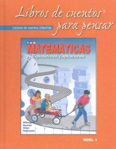 9780026749480: Libros De Cuentos Para Pensar : Lectura De Cuentos Infantiles (Sra Matematicas: Exploraciones Y Aplicaciones: Nivel 1)