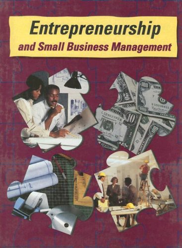 9780026751193: Entrepreneurship and Small Business Management, Student Edition