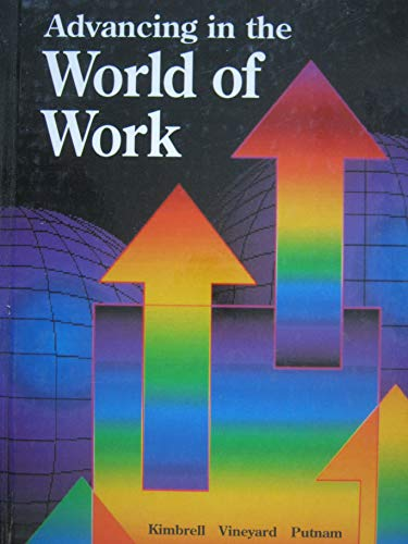 9780026755917: Advancing in the World of Work