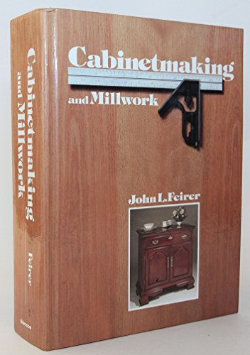 9780026759502: Cabinet Making & Mill Work