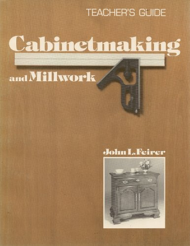 9780026759700: Cabinetmaking and Millwork: Teacher's Guide