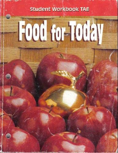 9780026761734: Food for Today: Student Workbook Teacher's Annotated Edition