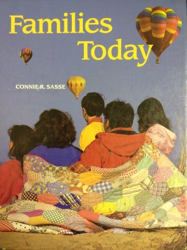 9780026762359: Families Today