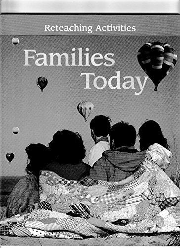 Families Today: Reteaching Activities
