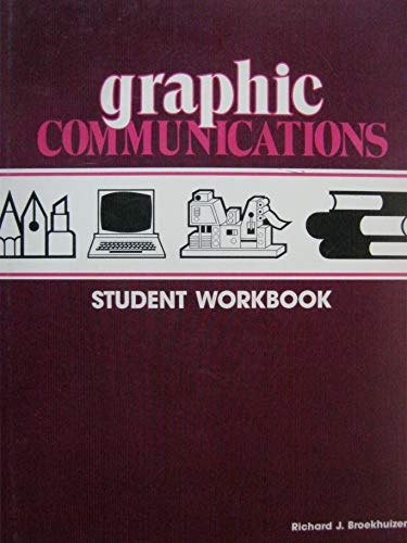 9780026762809: Work Book: Wb Graphic Communications