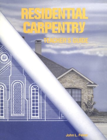 9780026763301: Guide to Residential Carpentry