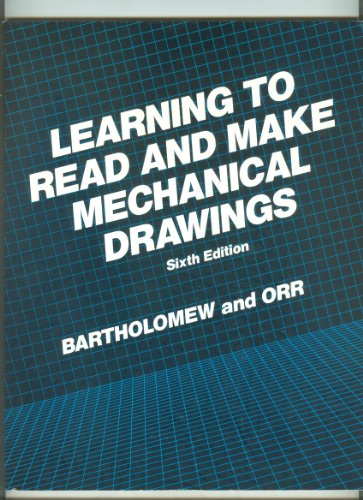 9780026763509: Learning To Read & Make Mechanical Drawings