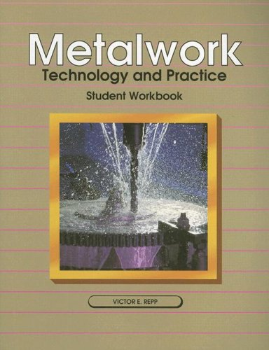 9780026764865: Metalwork Technology and Practice: Workbook
