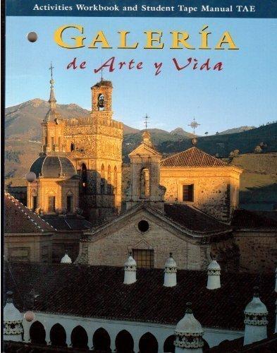 GalerÃa de Arte y Vida: Activities Workbook: staff