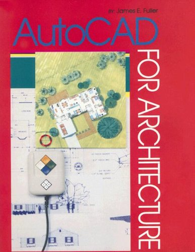 9780026771023: Autocad for Architecture