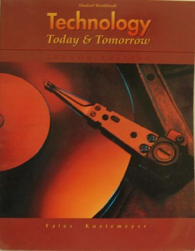 9780026771085: Technology Today&Tomorrow