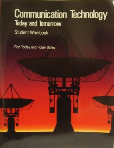 9780026771122: Communication Technology Today and Tomorrow: Workbook