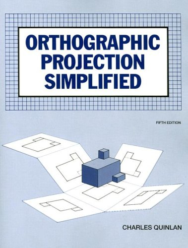 9780026773201: Orthographic Projection Simplified, Student Text