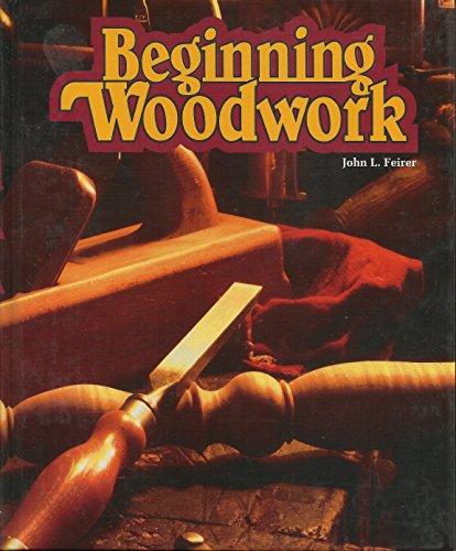 9780026776004: Beginning Woodwork