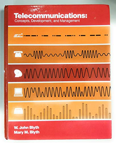 9780026808408: TELECOMMUNICATIONS: CONCEPTS, DEVELOPMENT AND MANAGEMENT