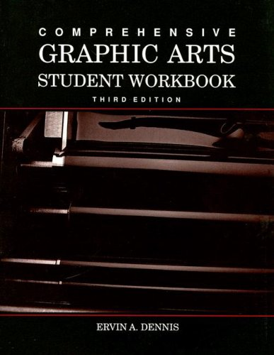 9780026812535: Comprehensive Graphic Arts Student Workbook